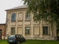 Осташков, улица Володарского, дом 16. многоквартирный дом