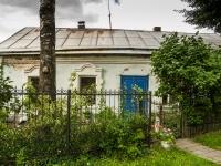 Осташков, улица Володарского, дом 20. памятник архитектуры Казначейство Воскресенской церкви