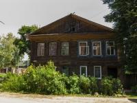 Осташков, улица Володарского, дом 21. многоквартирный дом