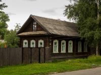 Осташков, улица Володарского, дом 24. индивидуальный дом
