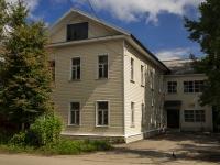 Осташков, улица Володарского, дом 25. офисное здание