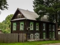 Осташков, улица Володарского, дом 26. многоквартирный дом