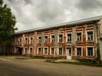 Осташков, улица Володарского, дом 31. многоквартирный дом