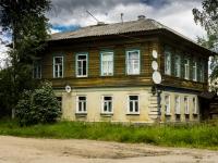 улица Евстафьевская, дом 41. многоквартирный дом