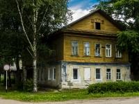 улица Евстафьевская, дом 43. многоквартирный дом
