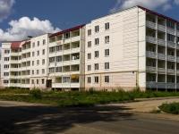 улица Константина Заслонова, дом 1. многоквартирный дом