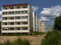 улица Константина Заслонова, дом 1А. многоквартирный дом