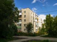 Ostashkov,  Konstantin Zaslonov, house 3. Apartment house