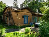 Ostashkov,  Konstantin Zaslonov, house 24. Private house