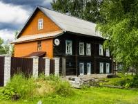 улица Кузнечная, дом 10. многоквартирный дом