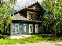 улица Кузнечная, дом 17. многоквартирный дом