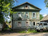 Осташков, Ленинский проспект, дом 24. многоквартирный дом