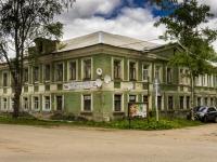Осташков, Ленинский проспект, дом 31. многоквартирный дом