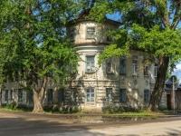 Осташков, Ленинский проспект, дом 34. многоквартирный дом