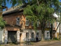 Осташков, Ленинский проспект, дом 36А. многоквартирный дом