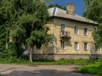 Ostashkov, alley Lunacharsky, house 2. Apartment house