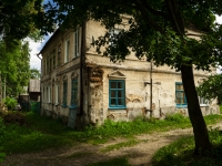 Ostashkov, alley Lunacharsky, house 5. Apartment house