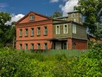Ostashkov,  Magnitsky, house 7. Apartment house