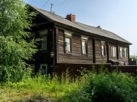 Ostashkov,  Magnitsky, house 18. Apartment house