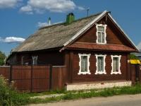 Ostashkov,  Magnitsky, house 81. Private house