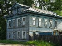 Ostashkov,  Magnitsky, house 86. Apartment house