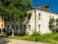 Ostashkov,  Ostashkovsky, house 10. Apartment house