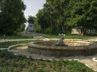 Ostashkov, alley Sovetskiy. fountain