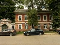 Ostashkov, alley Sovetskiy, house 2/4. Apartment house