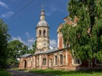 улица Печатникова, дом 4. памятник архитектуры Троицкий собор