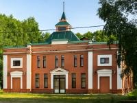 Ostashkov, st Rabochaya, house 5. cinema