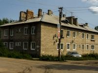 Ostashkov, st Rabochaya, house 15. Apartment house
