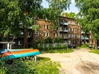 Ostashkov, st Rabochaya, house 29. Apartment house