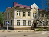 Ostashkov, st Rabochaya, house 30. law-enforcement authorities