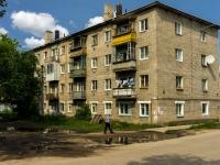 Ostashkov, st Rabochaya, house 36. Apartment house