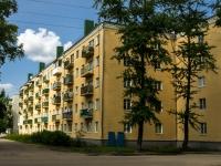 Ostashkov, st Rabochaya, house 42. Apartment house
