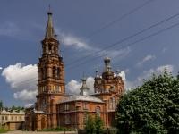 улица Рабочий Городок, дом 49. монастырь Знаменский женский монастырь