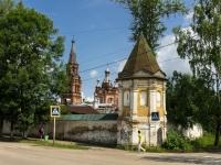 Осташков, монастырь Знаменский женский монастырь, улица Рабочий Городок, дом 49