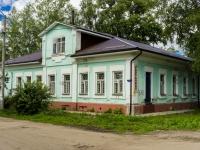 Ostashkov, st Uritsky, house 51. hotel