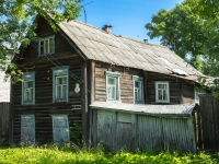 Ostashkov, st Uritsky, house 57. Apartment house