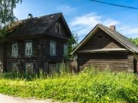 Ostashkov, st Uritsky, house 70. Apartment house