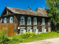 Ostashkov, st Uritsky, house 72А. Apartment house