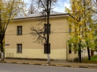 Tula, 9th Maya st, house 25 к.1. Apartment house