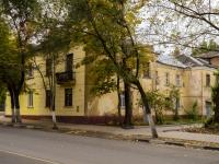 Tula, Oruzheynaya st, 房屋 38. 公寓楼