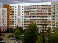 Tula,  , house 8. Apartment house
