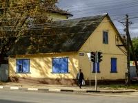 Тула, улица Орловская, дом 7. неиспользуемое здание