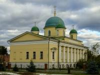 Тула, храм Спасо-Преображенский , улица Менделеевская, дом 13