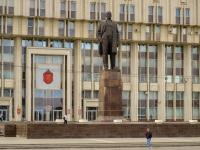 Tula, 纪念碑 В.И. ЛенинуLenin avenue, 纪念碑 В.И. Ленину