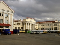 Tula, st Puteyskaya, house 4. railway station
