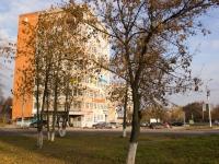 Тула, улица Рязанская, дом 1. многофункциональное здание
