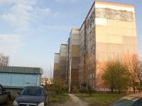 Тула, улица Рязанская, дом 3. многоквартирный дом